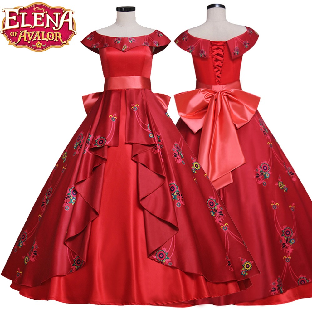 cosplaydiy elena of avalor princess elena dress cosplay