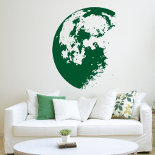 Moon Wall Sticker