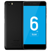 Vernee Mars Pro 4G Phablet Android 7 0 Helio P25 Octa Core 2 5GHz 6GB RAM