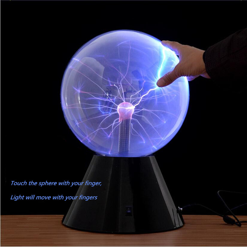 Lights & Lighting Lamps & Shades Bright Ghost Hand Magic Light Magic Light Decoration Resin Magic Lamp Static Electricity Induction Ball Magic Ball Light Home Crafts