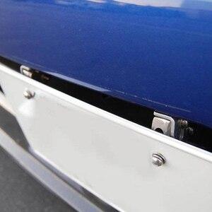 Image 5 - Nuovo Paraurti Auto Targa Relocator Staffa di Supporto Del Supporto Angolo Regolabile