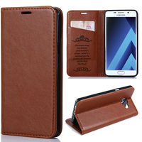 Retro Magnetic Flip Leather Case For Samsung Galaxy A3 A5 A7 2016 A310 A510 Phone Wallet