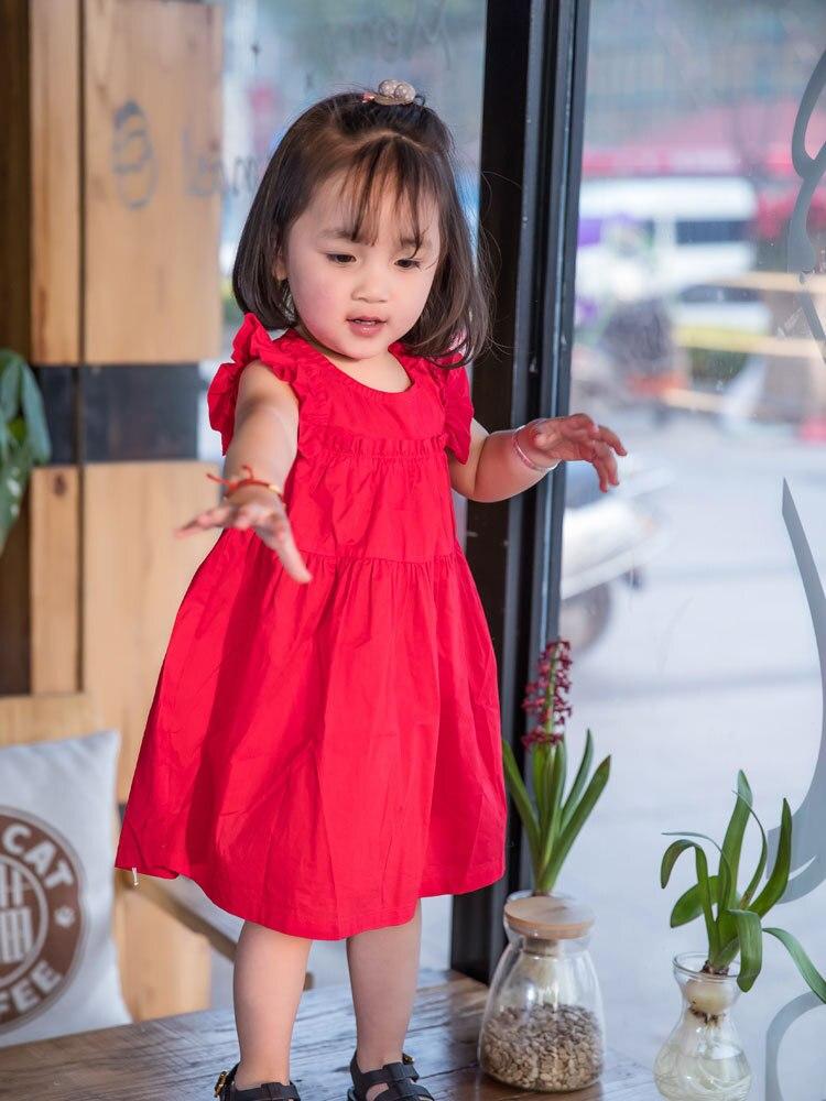 2019 ახალი წითელი ბავშვები - ბავშვთა ტანსაცმელი - ფოტო 2