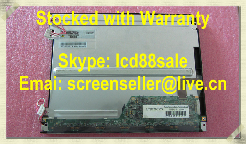 Best Price And Quality Original LTD121C35S Industrial LCD Display