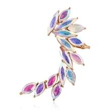 Ear angel crystal Clip
