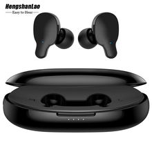 hengshanlao Bluetooth V5.0 Earphone Wireless Earphones Stereo Sport Wireless Headphones Earbuds For iPhone Xiaomi Gaming Headset цена и фото