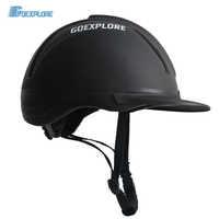 Goexplore Kids Adult Riding Helmet Equestrian Helmet Horse Breathable Durable Safety Horse Rider Sport Helmets