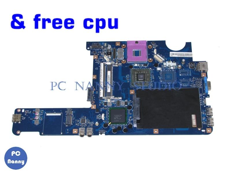 NOKOTION KIWA5 LA 5081P Laptpo motherboard for lenovo 3000 G450 GL40 HD graphics DDR3 laptop Mainboard