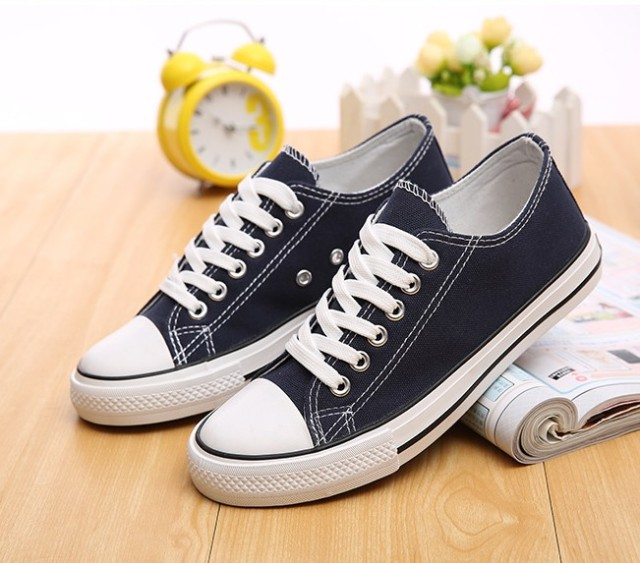 men Canvas Shoes Classic Fashion Brand Casual man shoes breathable Flat Canvas unisex Shoes big size 35-45