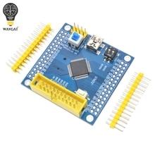 2 Unids STM32F103RET6 STM32 ARM Junta de Desarrollo Mínimos Del Sistema Módulo Para arduino Compatible STM32F103VET6 Placa base Mínima