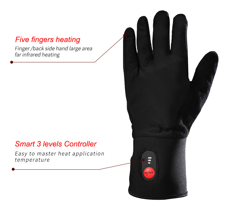 Motorcycle Hunting Skiing Gloves (4)