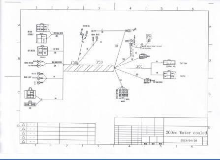 Online Shop ELECTRICS 250CC Zongshen Loncin stator magneto coil kill