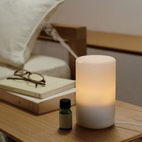Portable Mini Ultrasonic Air Humidifier Purifier Aroma Diffuser And USB LED Nightlight For Home