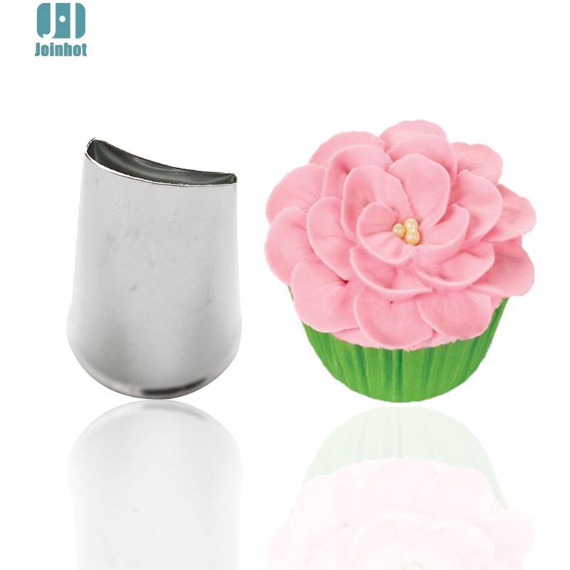 1pc flower icing piping nozzle set pastry cookie maker cream cupcake decoration on aliexpress - Creme decoration cupcake ...