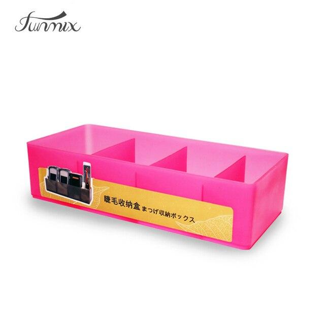 2017 New Acrylic Eyelash Eyelash Glue Storage Box Nail Shop Beauty