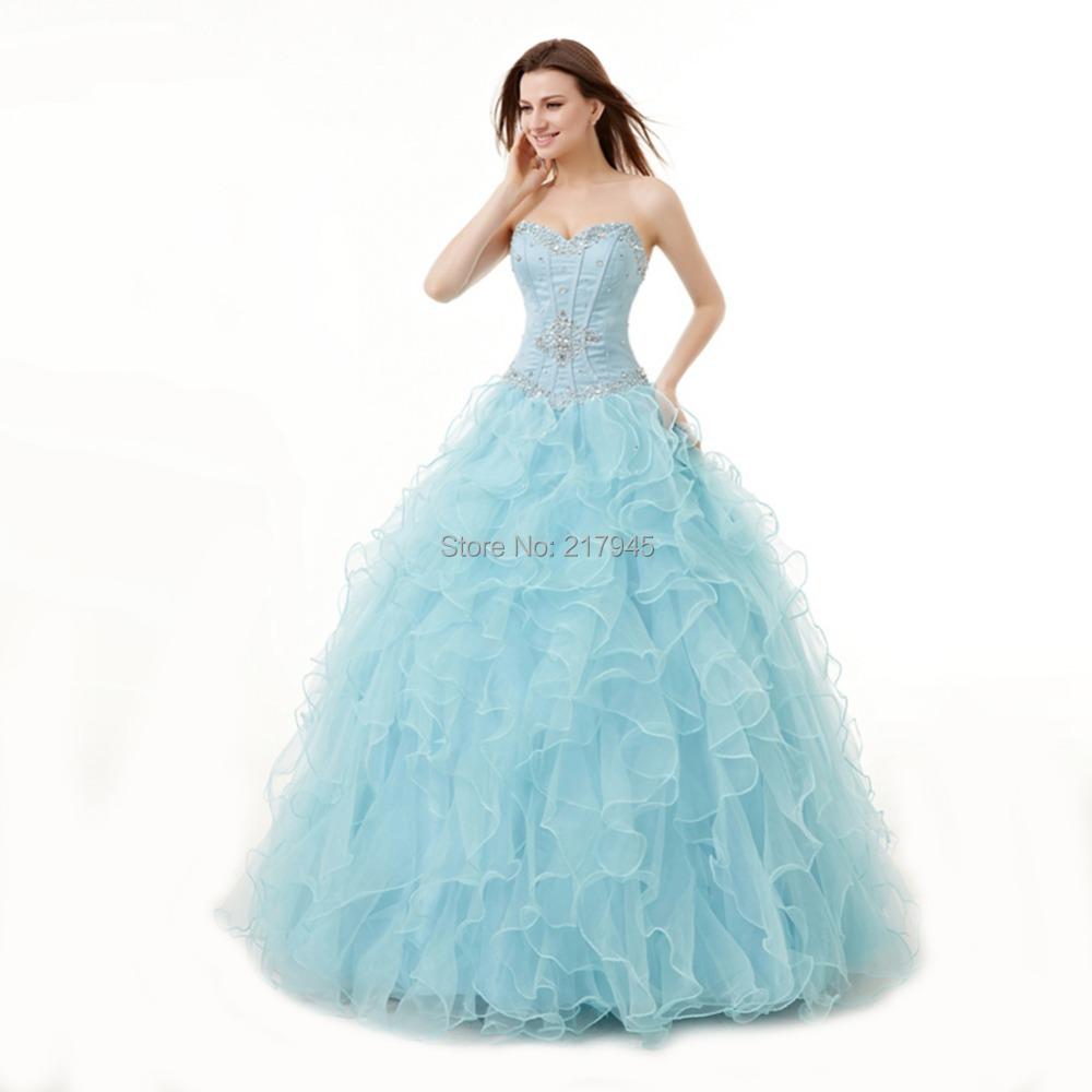 Most Beautiful Ball Gown Wedding Dresses: Free Shipping Most Beautiful Ball Gown Prom Dresses 2014