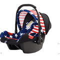 2016 Fashion Portable Infant Sleeping Basket, Newborn Cradle, Rear Facing Baby Safety Car Seats for 0-15 Months Kids