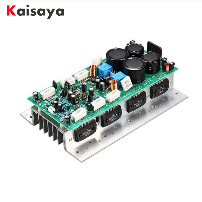 HIFI SanKen1494/3858 Power Amplifier Board 450W+450W 2.0 Stereo channel AMP Mono 800W Audio Amplifier Board AC24-36V T0003