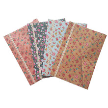 Stationery File-Bag Documents Filing-Production Flower 1pcs/Lot Lace-Series Dots Garden