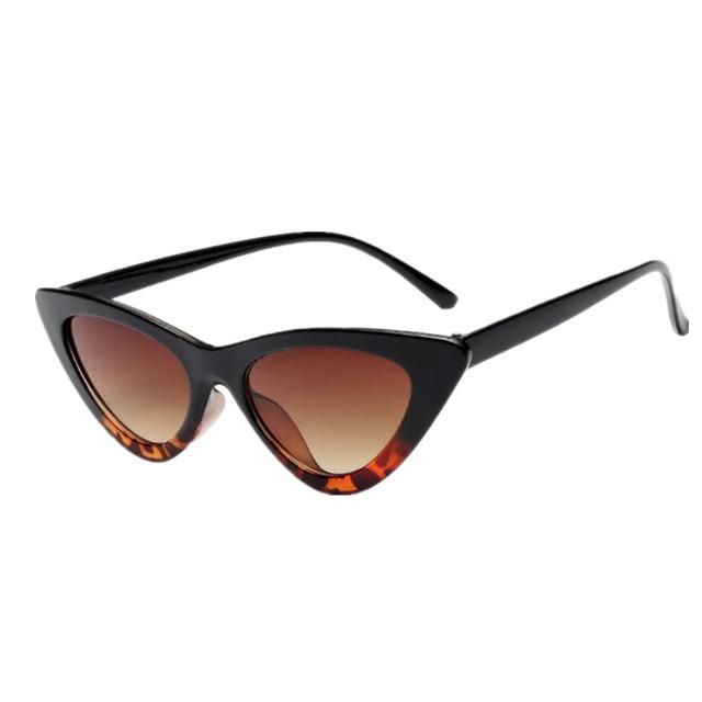 Sexy Vintage Cat Eye Sunglasses
