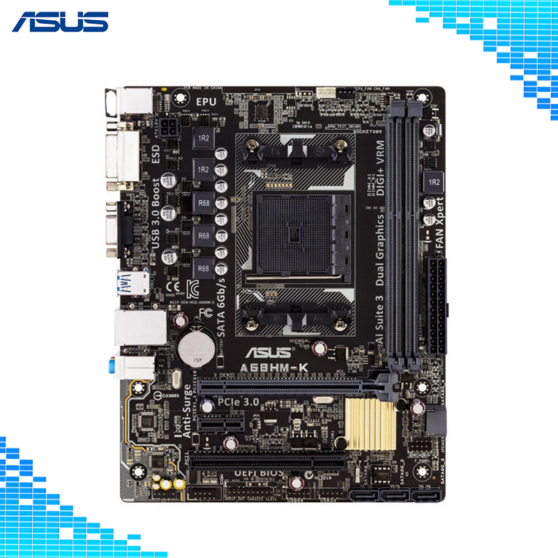 ASUS A55BM-K AMD Chipset Drivers PC
