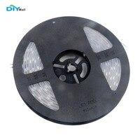 DIYmall WS2812 Strip Light 60 LED 5050 RGB IP67 Waterproof DC 5V 5m 300 LEDs Black