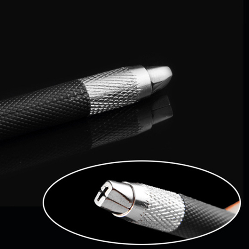 1 Pcs Metal Carving Utility Knife Student Non-Slip Craft Paper Cutter Pen Stationery School Art Cutting Supplies Tools 3