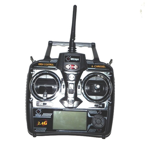WL V922 RC Helicopter Spare Parts Remote controller Transmitter Free Shipping