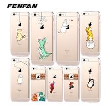 coque iphone 8 silicone dinosaure