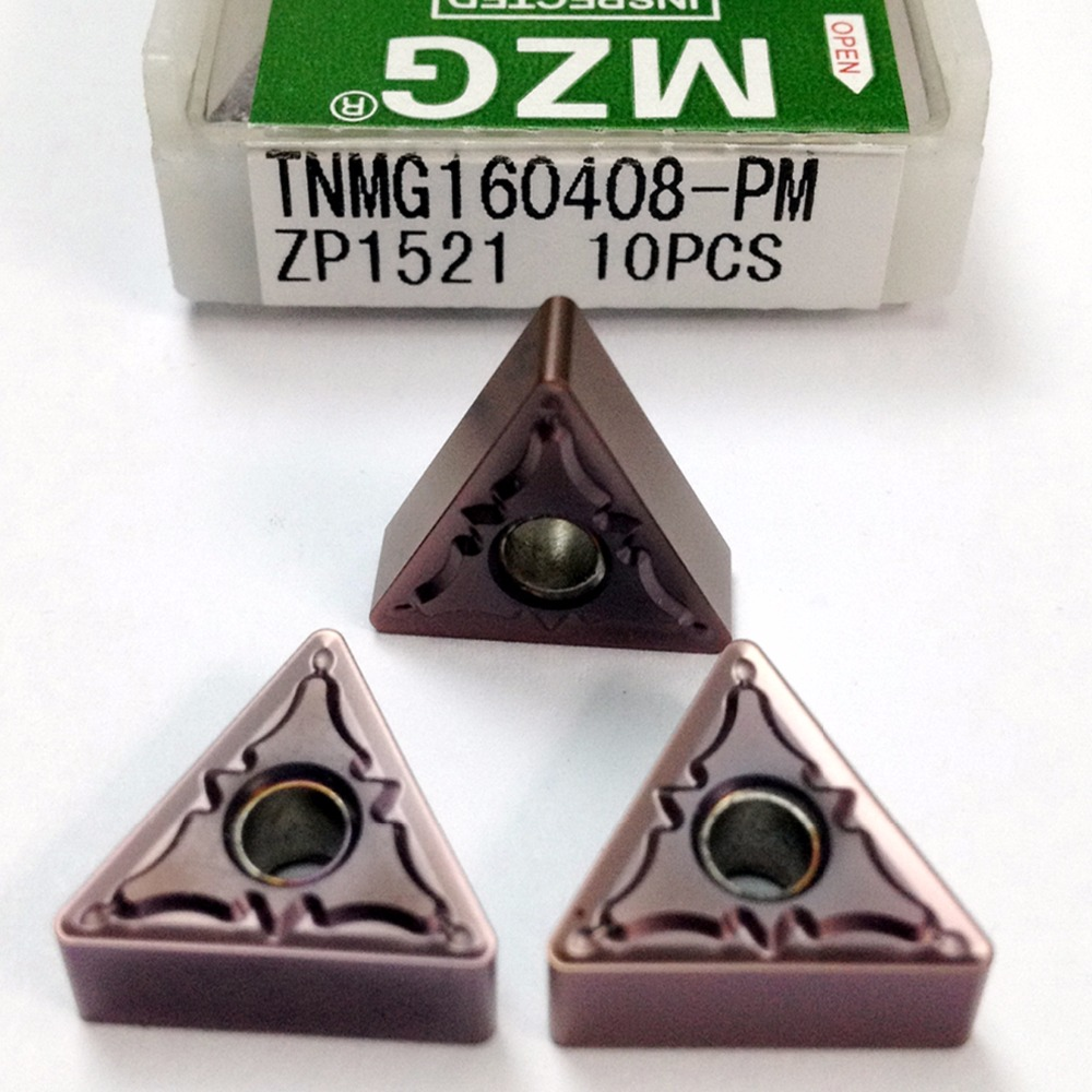 MZG TNMG160408 TNMG160404 PM ZP1521 Da Taglio CNC Tornio Tornitura Boring Inserto In Metallo Duro per Acciaio Inox MTJN MTFN MTUN HolderMZG TNMG160408 TNMG160404 PM ZP1521 Da Taglio CNC Tornio Tornitura Boring Inserto In Metallo Duro per Acciaio Inox MTJN MTFN MTUN Holder