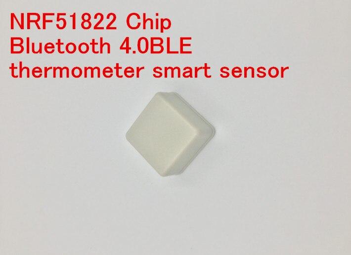 NRF51822 Bluetooth 4.0BLE termometro smart sensor freddo a catena trasporto refrigerazione termometro baldacchino sensore di temperaturaNRF51822 Bluetooth 4.0BLE termometro smart sensor freddo a catena trasporto refrigerazione termometro baldacchino sensore di temperatura