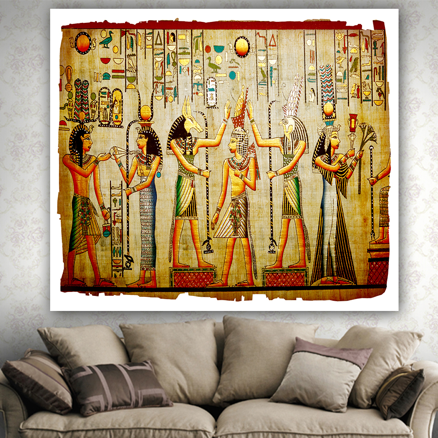mmuju No fade Bedding Outlet Hand Tapestry famous drawing Egyptian ...