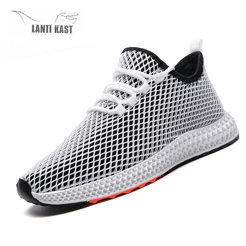 Men Casual Running Shoes 2019 Men Mesh Summer Trainers Sneakers Men Sports Shoes Footwear Casual Basket Shoes