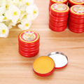 20 pieces/pack Red Tiger Balm Essential Oil Refresh Oneself Treatment Of Influenza Cold Headache Dizziness Summer Mosquito A2