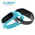 Cubot v1 tela de esportes da banda pulseira para iphone ios android inteligente monitor de sono smart watch para android phone smartband