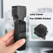 Camera Cover Lens Cap DJI OSMO Pocket Accessories Protective Case Prop Protector for DJI OSMO Pocket Gimbal camera accessories цена