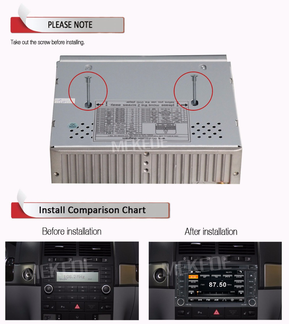 In Stock 2 Din Car Dvd Player Multimedia Radio For Vw Volkswagen T5 Wiring Diagram 2009 1 7 S2