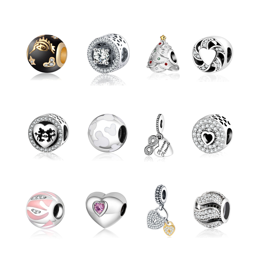Bead Charms For Bracelets: Online Buy Wholesale Pandora Charms From China Pandora