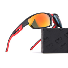 ASOUZ 2019 new box ladies sunglasses UV400 fashion mens classic brand design glasses sports driving