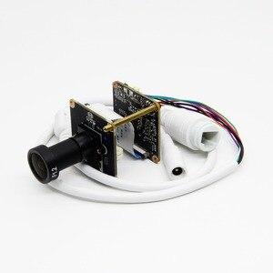 Image 5 - Cámara IP Starlight 1080P H265 Módulo de placa de uso SONY IMX307 Sensor y HI3516EV100 con lente F1.2 4mm envío gratis