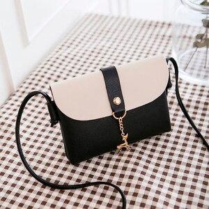 Women Bags Solid Crossbody Bag