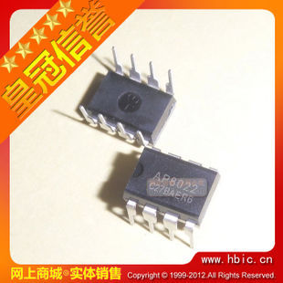 IC Power supply Integrated circuit AP8022 DIP 8 Instead of ...