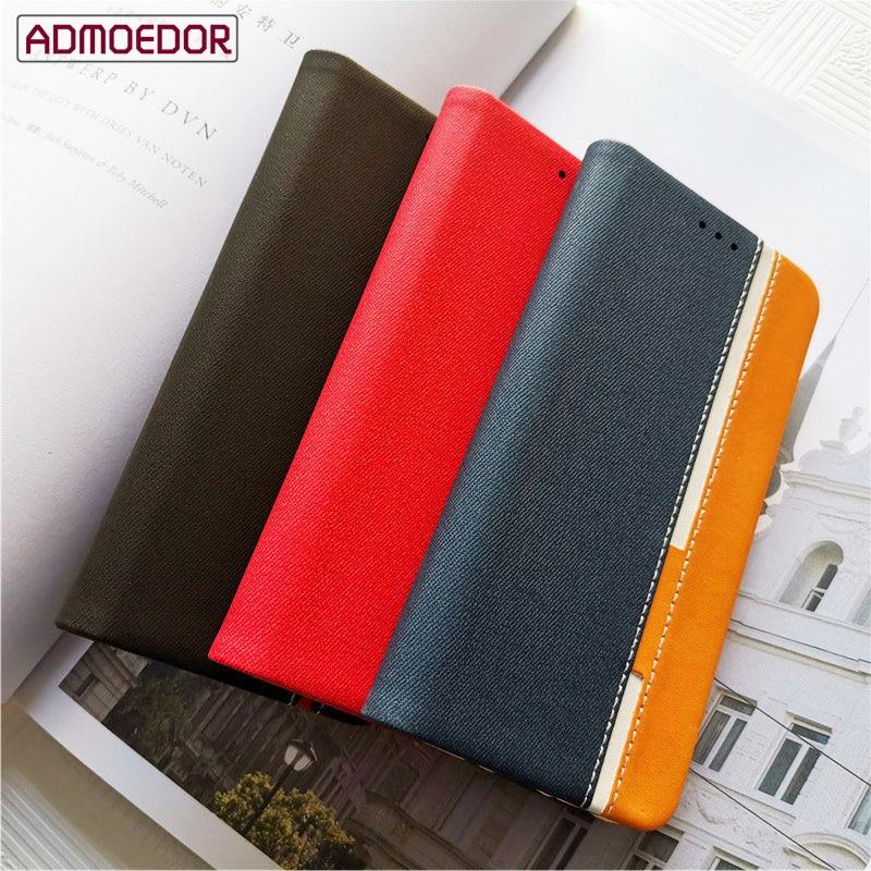 Vivo Y93S Y93 Magnetic Leather Wallet Case Cover For Vivo Y93S Y93 Luxury Bags Card Holder Flip Phone Coque