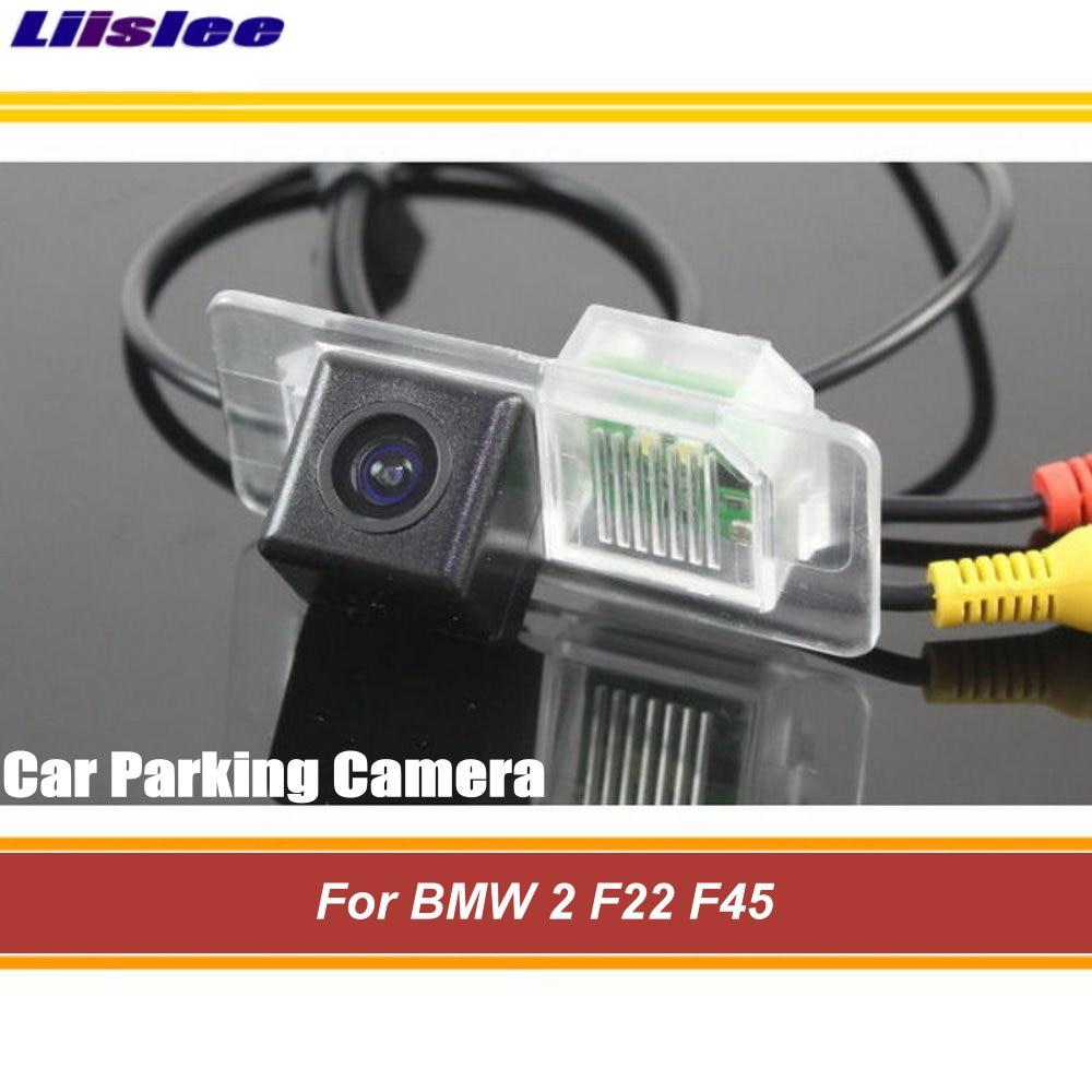 CCD Sensor Night Vision HD Car Backup Parking Reverse Rear View Camera For BMW