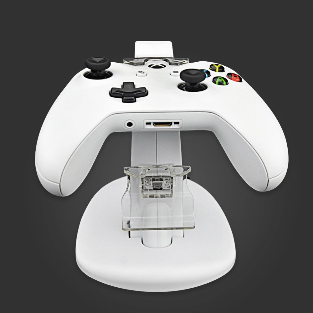 USB LED Light Dual Controller Charging Dock Station Charger for Microsoft for Xbox One Controllers Game AccessoriesUSB LED Light Dual Controller Charging Dock Station Charger for Microsoft for Xbox One Controllers Game Accessories