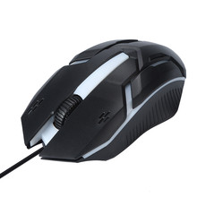Design 1200 DPI USB Wired Optical Gaming Mice Mouse For PC Laptop цена в Москве и Питере