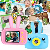 32G Memory Cartoon Mini Camera Toy For Kids Fun Electronic Toy Bunny Camera Gift For Kids Toys