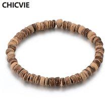 Chicvie Прямая поставка коричневые очаровательные ранние браслеты