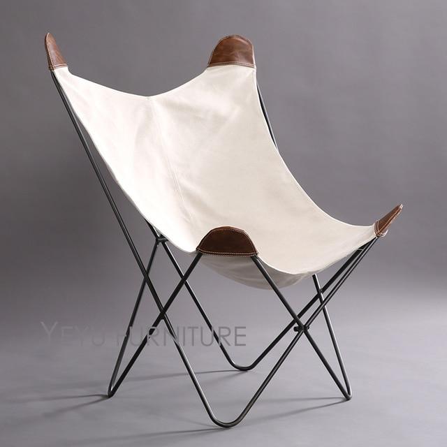 Minimalist Modern Design Lounge Chair Living Room Simple Design Loft ...
