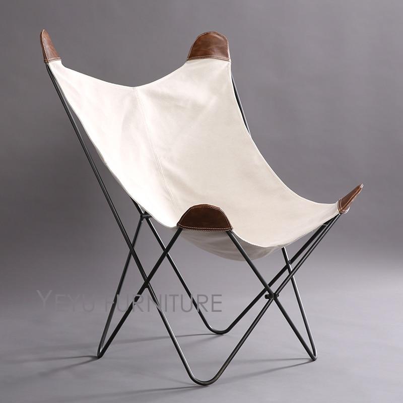 € 369.36  Minimaliste Design moderne Chaise longue salon Design Simple Loft salon loisirs Chaise mode confortable Chaise longue in Chaise longue from